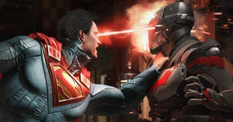 "Injustice 2 Review ""NetherRealm Studios: Gods Among Us"