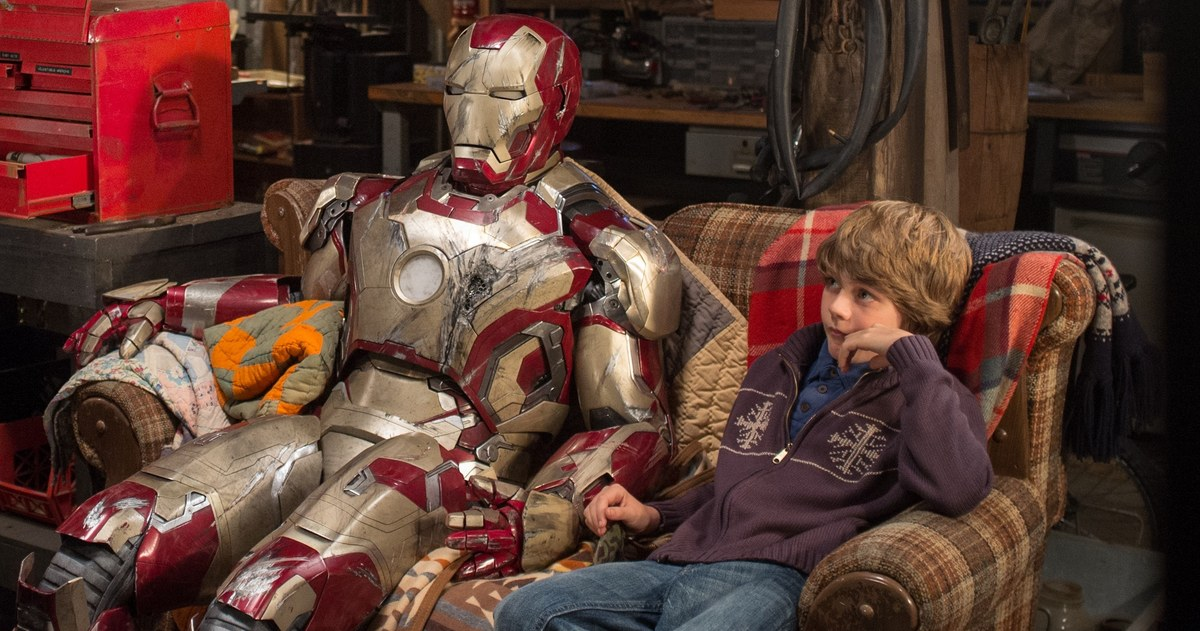 Key 'IRON MAN 3' Actor, Ty Simpkins, Reportedly Joins ...