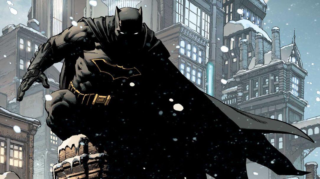 batman CW