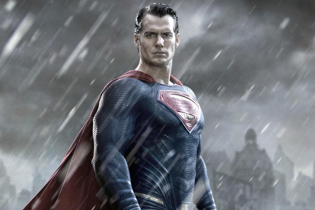 Superman in BVS