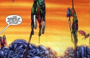 Dead Green Lanterns