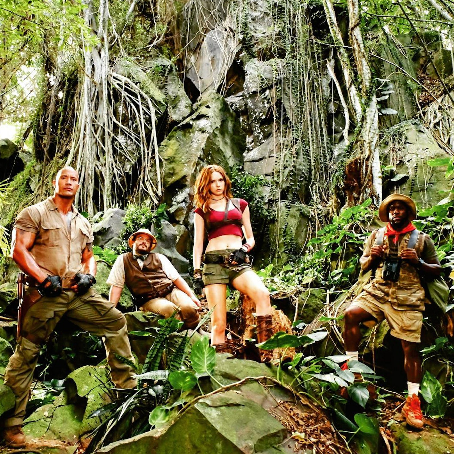 'Jumanj: Welcome To The Jungle' Movie Review