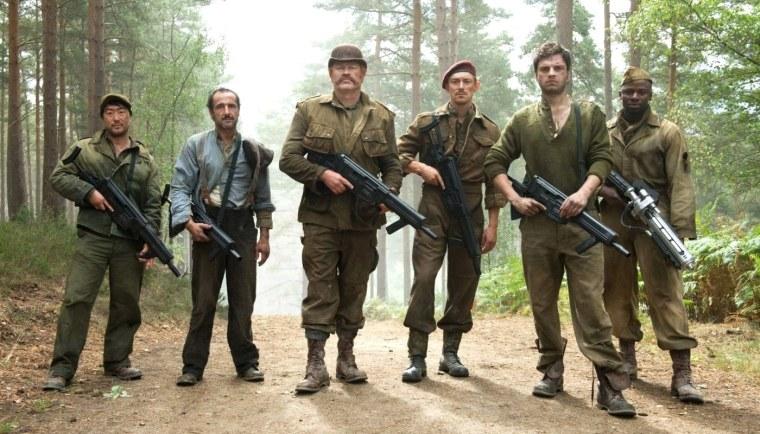 Howling Commandos MCU