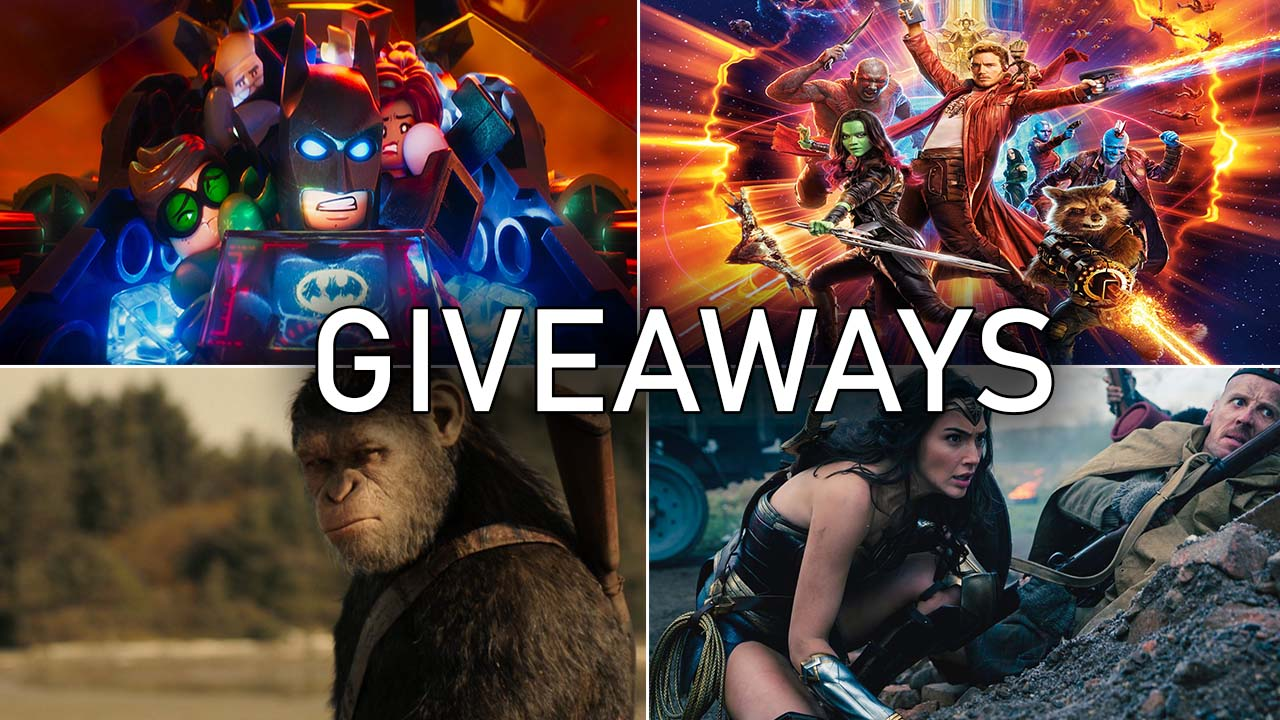 Giveaways january 2018 movies