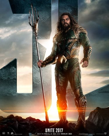 Aquaman justice lague