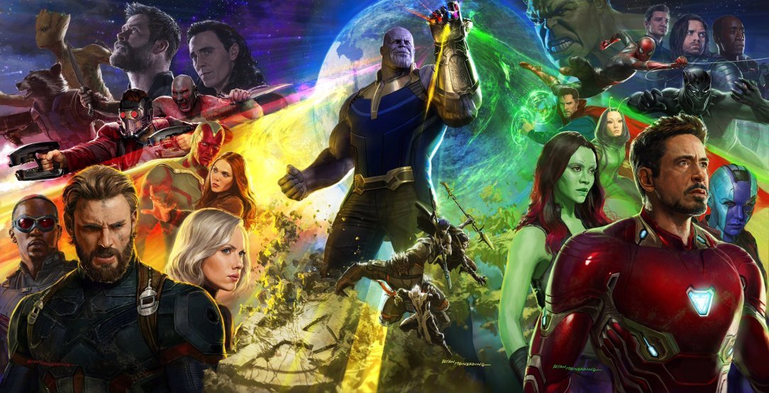 New 'AVENGERS: INFINITY WAR' Marvel Legends Figures Offer