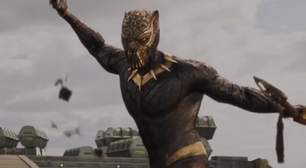 New Black Panther Concept Art Shows Unused Design For