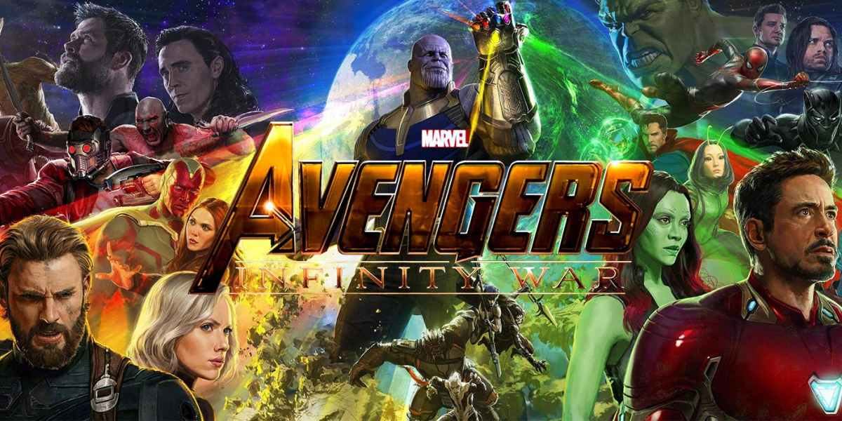 New Avengers Movie 2018: New 'AVENGERS: INFINITY WAR' Poster Gives Us Look At