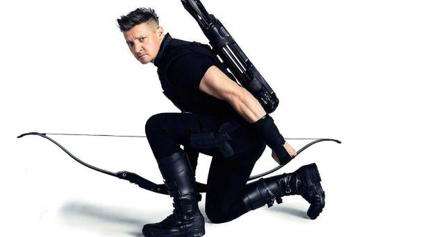 Hawkeye New Gear?