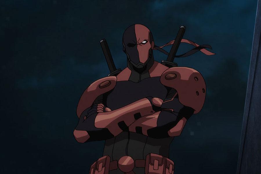 Animated Deathstroke