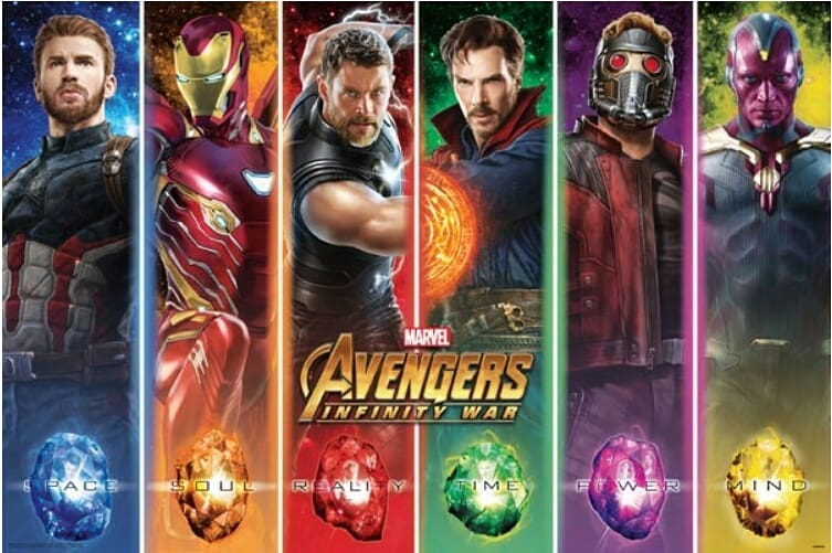 """2,166 Likes, 45 Comments - COMICSFAN13 🙌 (@comicsfan13) on Instagram: """"NEW PROMOTIONAL ART OF AVENGERS INFINITY WAR. 🚨See my story 🚨 FOLLOW THIS AWESOME FANPAGE FOR MORE…"""""""