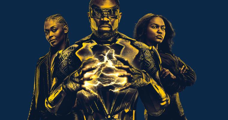 Black Lightning on CW