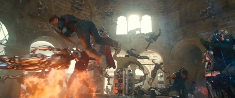 Drill protection in age of ultron