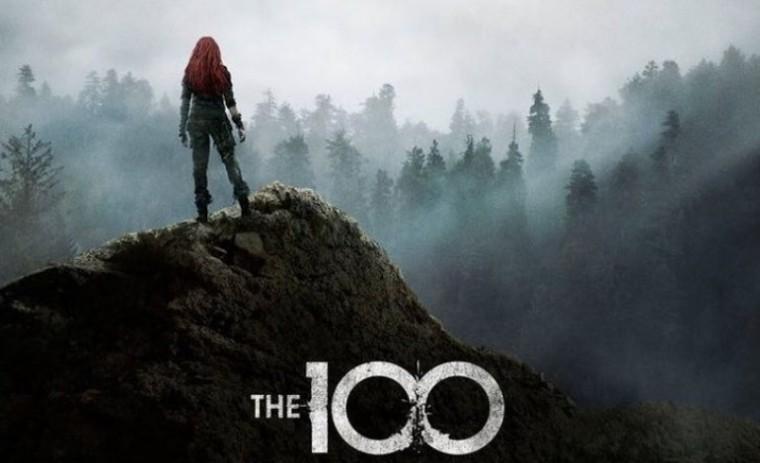 the 100 season 5 logo