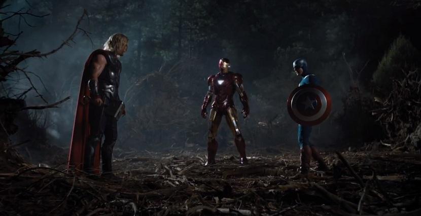 Thor, Iron Man, Captain America in Avengers.jpg