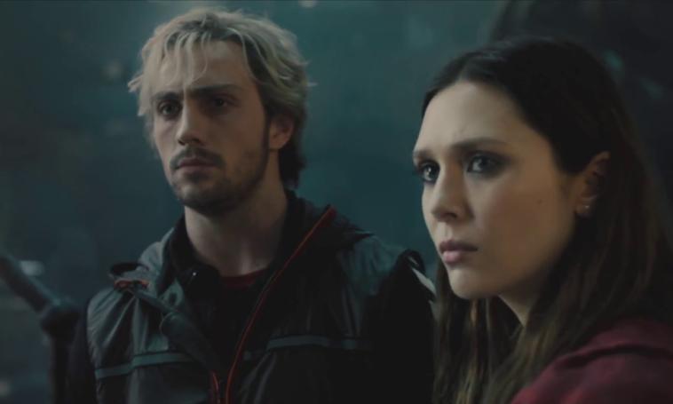 Wanda and Pietro Maximoff in Age of Ultron