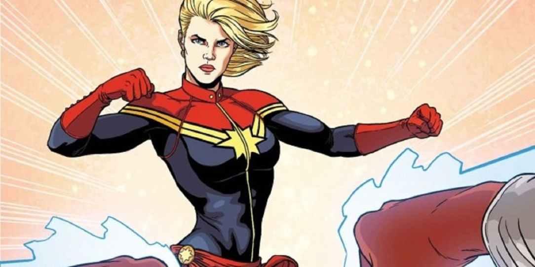 captain-marvel-carol-danvers-marvel-comics