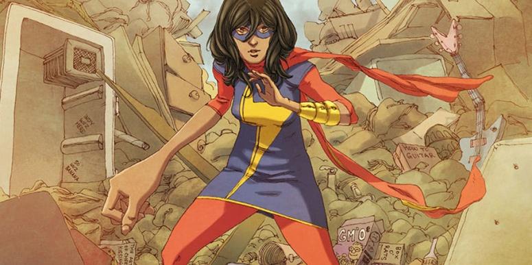 Ms. Marvel MCU