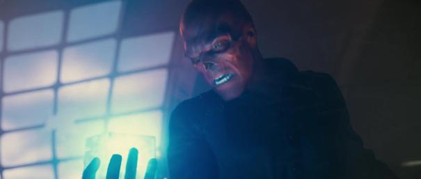 Red Skull in first avenger