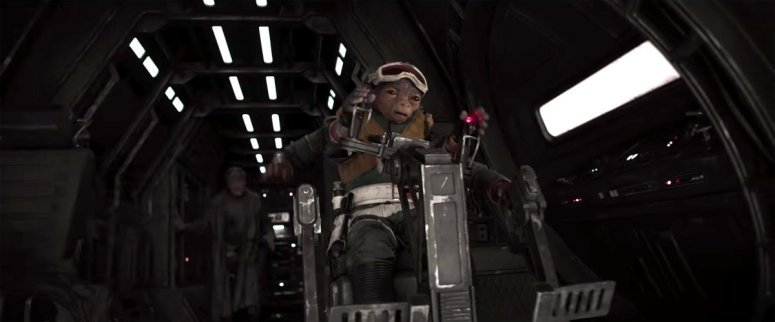 Solo A Star Wars Story trailer screen grab CR: Lucasfilm Ltd.