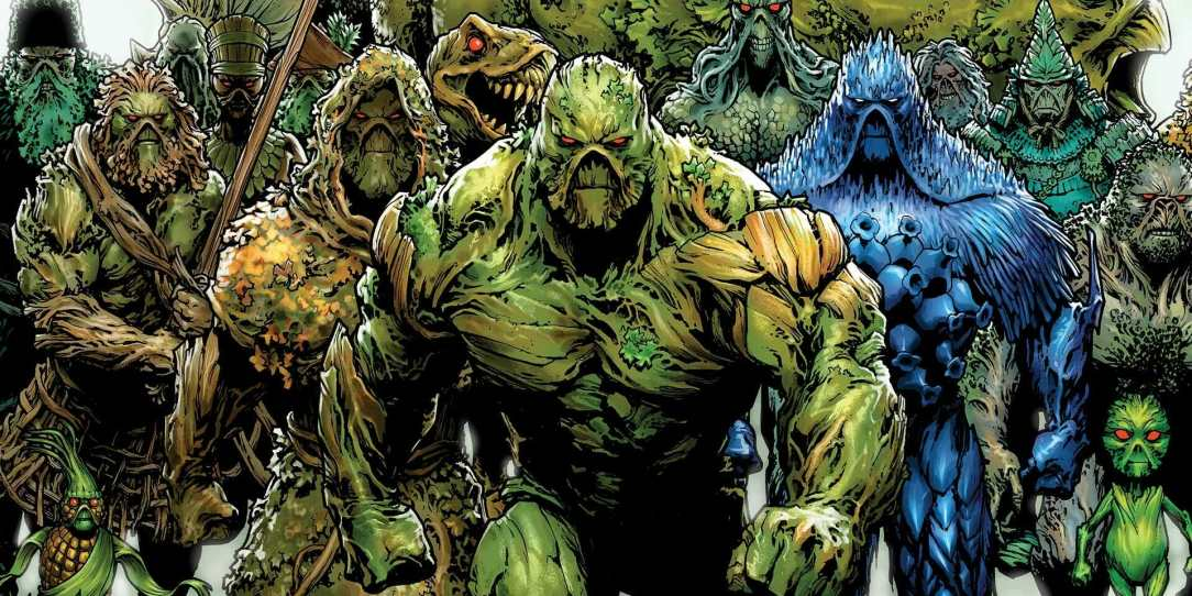 Swamp thing army