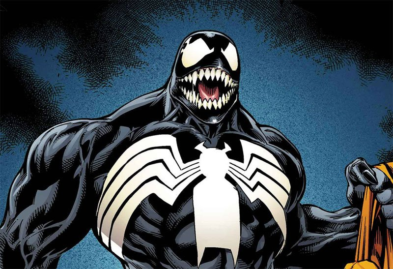 Eddie Brocks Suit Will Reportedly Include Classic Emblem In Venom