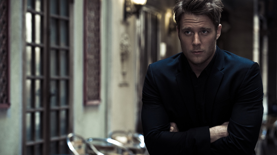 Jake McDorman-Booster Gold