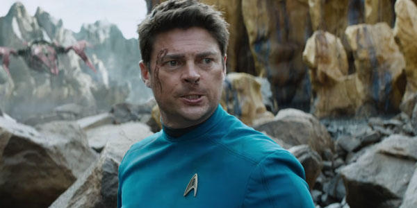 Karl Urban as Bones Star Trek Beyond