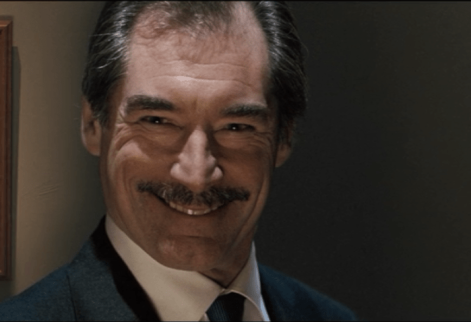 Timothy Dalton Hot Fuzz