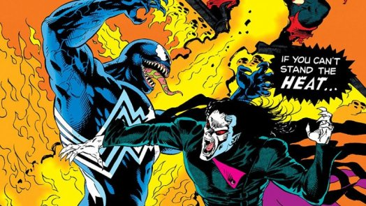 Morbius and Venom