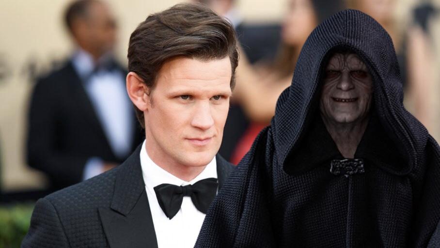 RUMOR: Matt Smith To Play Young Palpatine In 'STAR WARS: EPISODE IX'