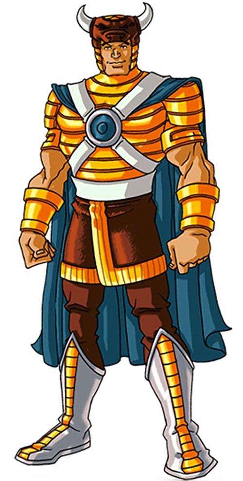 Forgotten-One-Gilgamesh-Marvel-Comics-Eternals-Avengers-b