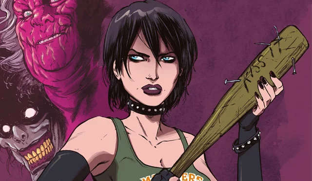 EXCLUSIVE: Blumhouse Productions Developing HACK/SLASH Movie Based