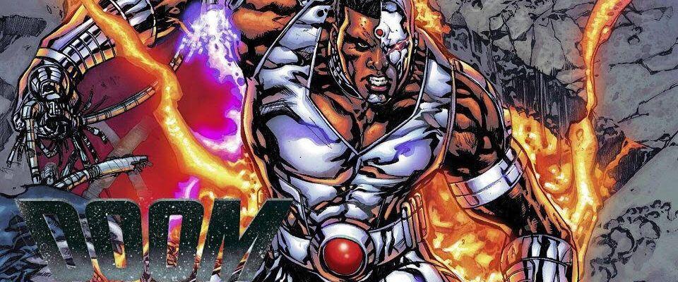 Details On Cyborg S Look In Doom Patrol Revealed Superbromovies