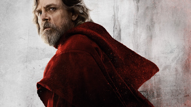 Image result for mark hamill last jedi