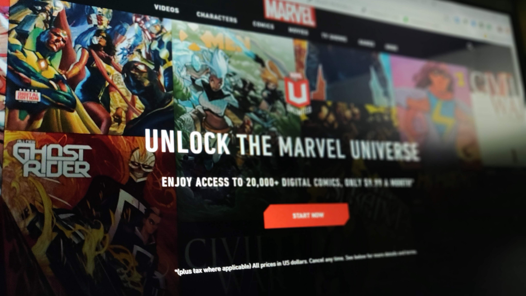 how to cancel marvel unlimited